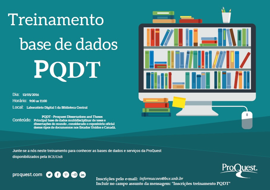 Dissertation express proquest